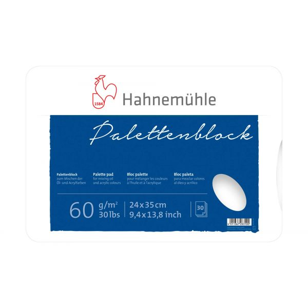 Hahnemuhle Palette Pad 24x35cm 30 Sheets