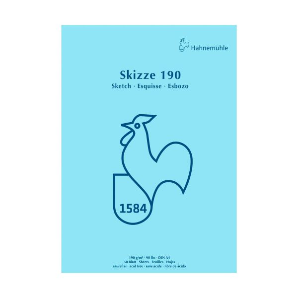 Hahnemuhle Skizze Sketch Pad