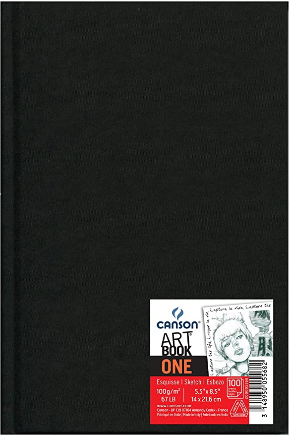 Canson Artbook One 100gsm 100 Sheets