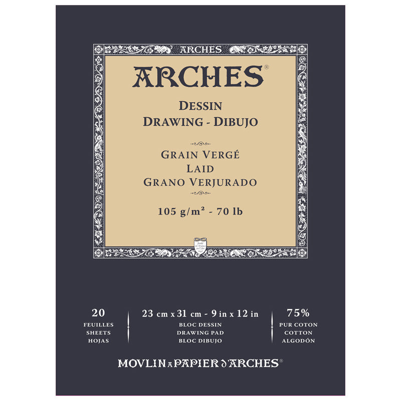 Arches MBM Sketch Pad 105gsm 20 Sheets