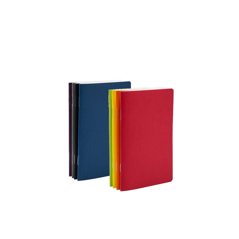 Fabriano EcoQua Pocketbooks Bundle 85g 9x14cm 40 Sheet