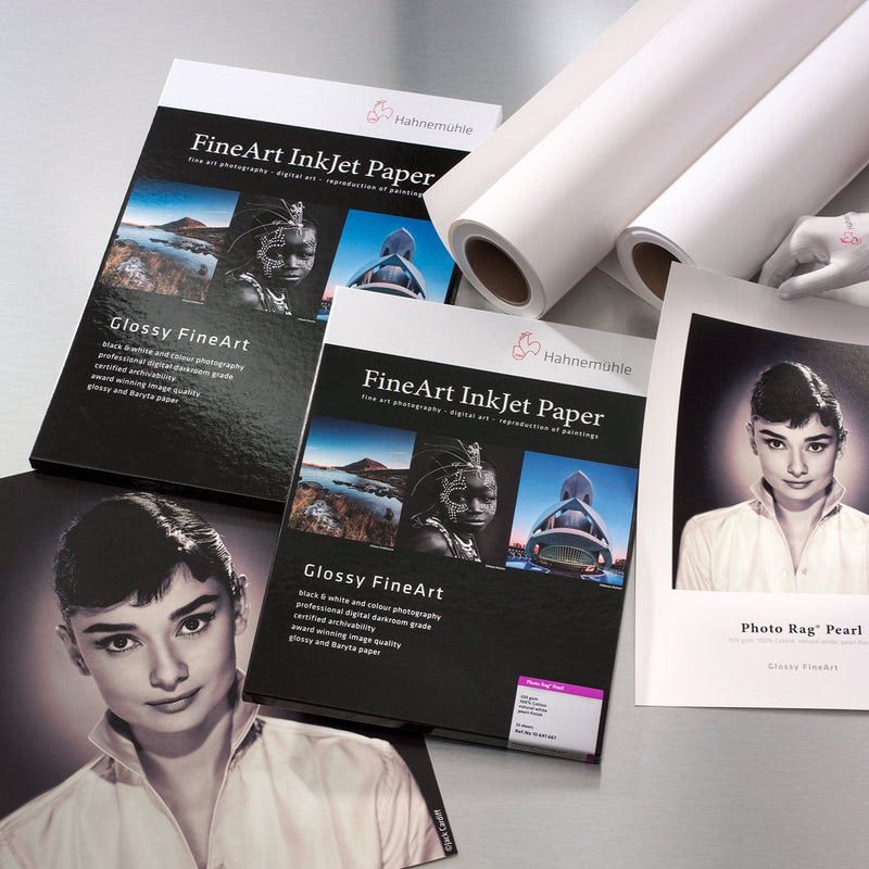 Hahnemuhle Photo Rag Pearl 320gsm