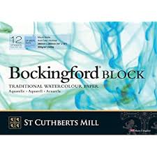 Bockingford Block 300gsm