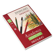 Fabriano Accademia Glued Pad 200gsm  30 Sheets