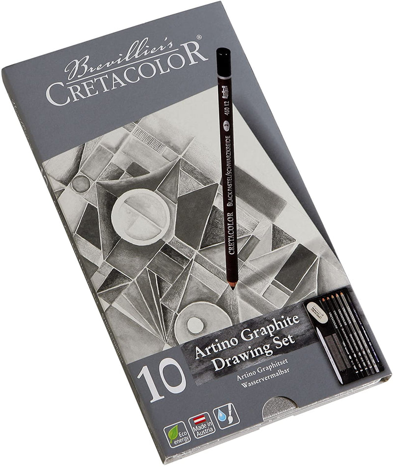 Artino Graphite Set - Tin box(10pcs)