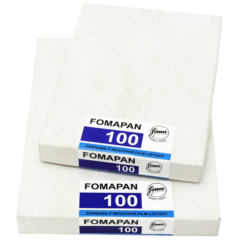 Foma film 100 sheet film