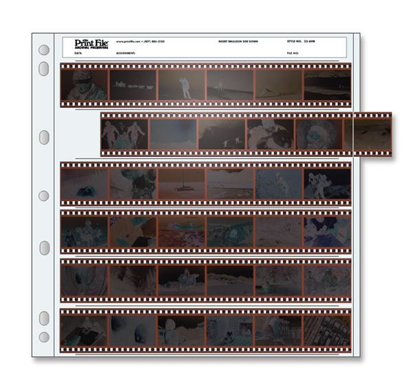 Printfile 35-6HB 6x 35mm36 Frames 100 Pk