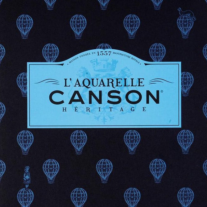 Canson Heritage Pad 300gsm 12 Sheet