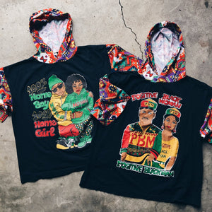 Original 90's Bootleg Home Boy Home Girls Tops.