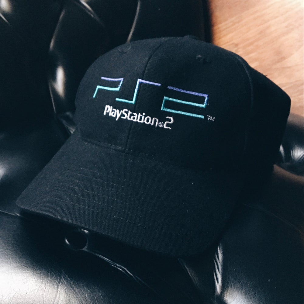 Original 2000 Sony PS2 Hat.
