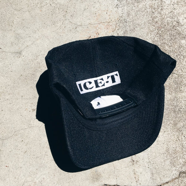 Original 90's Ice-T Snapback Hat.