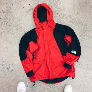 Original 90's The North Face Mountain Light Jacket.