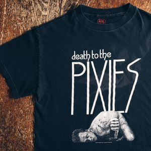 2004 Death To The Pixies Shirt.