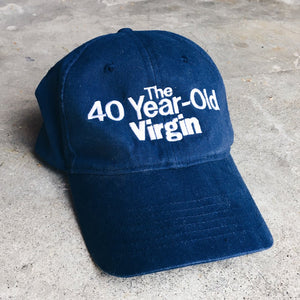 Original 2005 The 40-Year-Old Virgin Movie Promo Strapback Hat.