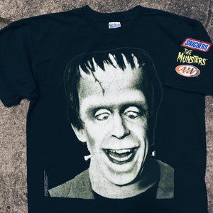 Original 1998 The Munsters Snickers Promo Tee.