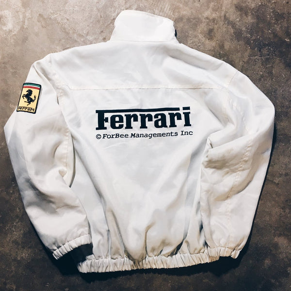 Original 80's Ferrari Jacket.