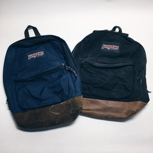 Original 90's Made In USA JanSport Backpacks.