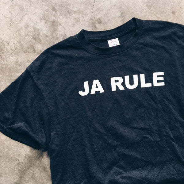 Original 2001 Ja Rule Pain Is Love Tee.