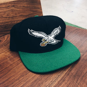 Original 90's Starter Philadelphia Eagles Snapback Hat.