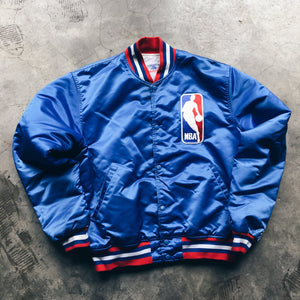 Original Late 80's Starter NBA Referees Jacket.