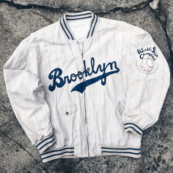 Original 90's Mirage Sports Brooklyn Dodgers Jacket.