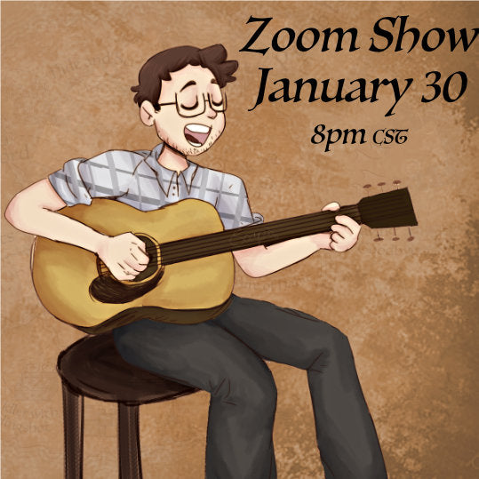 Zoom Concert (January 30, 2021, US Evening)