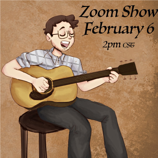 Zoom Concert (February 6, 2021, UK evening)