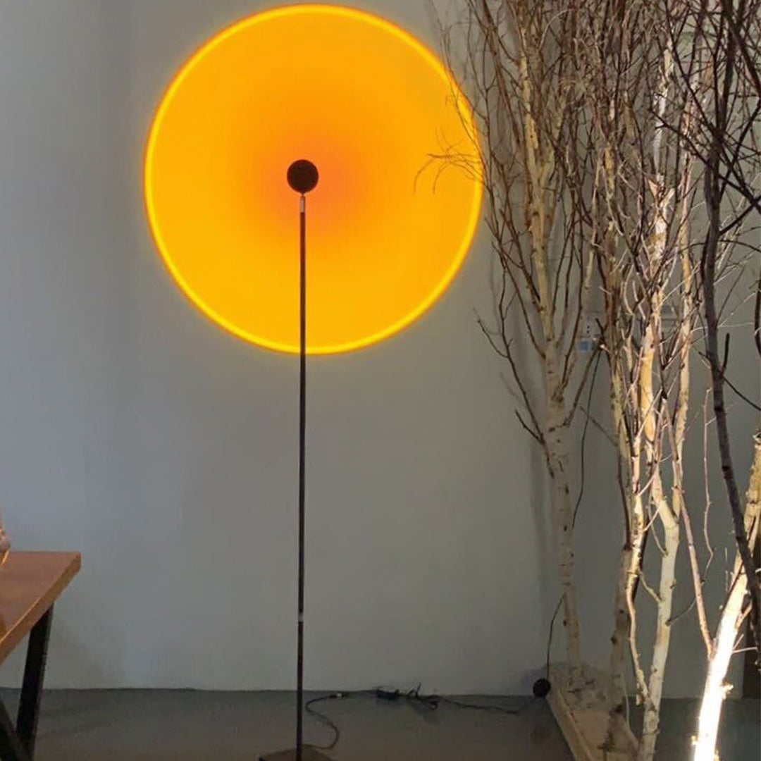 Helio Sunset Floor Lamp