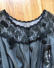 Load image into Gallery viewer, Authentic 1960's vintage Warner's peignoir nightgown and robe set