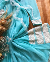 Load image into Gallery viewer, Authentic 1970's vintage Intime of California robe and nightgown set