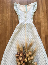 Load image into Gallery viewer, Authentic 1970's vintage pinafore sundress by the House of Nu-Mode