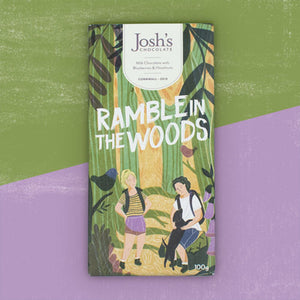 Josh's Chocolate 'Ramble In The Woods'