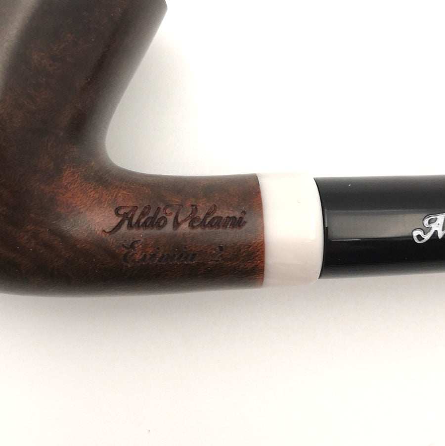 VELANI CHURCHWARDEN 12 BILLIARD BENT