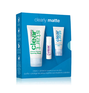 Clearstart Clearly Matte Skin Kit