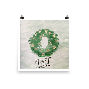 "Open image in slideshow, ""Noel"" Print"
