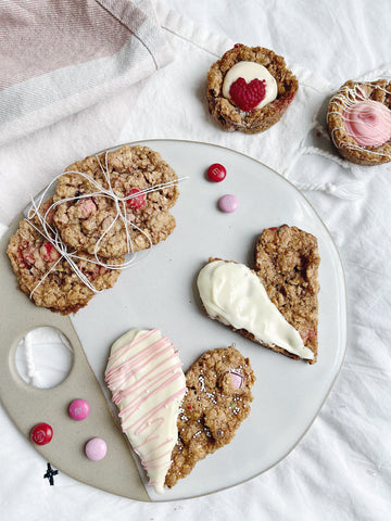 Gluten-Free Cookies With Icing