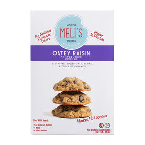 Oatey Raisin Dry Mix