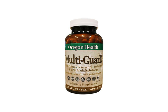 30 Days of Health Benefits with Multi-Guard Vitamins