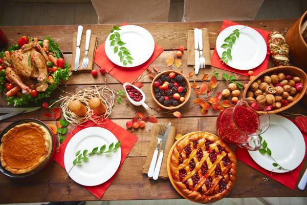 5 Tips to Avoid Overeating this Holiday Season