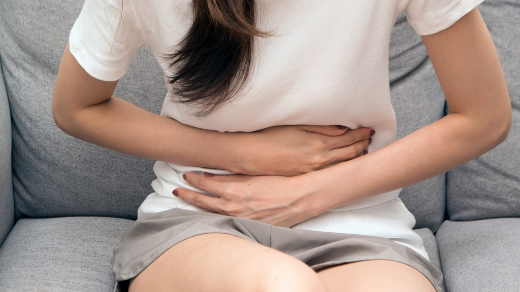 getting rid of an upset stomach permanently