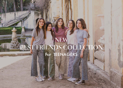 NEW BEST FRIENDS COLLECTION FOR TEENAGERS