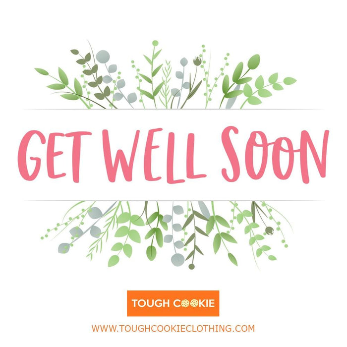 GET WELL SOON GIFT CARD - TOUGH COOKIE CLOTHINGproduct_vendor#TOUGH COOKIE CLOTHING