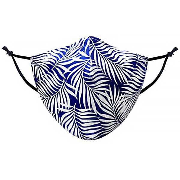 Leaf Graphic Pattern Face Mask - TOUGH COOKIE CLOTHINGproduct_vendor#COTTON