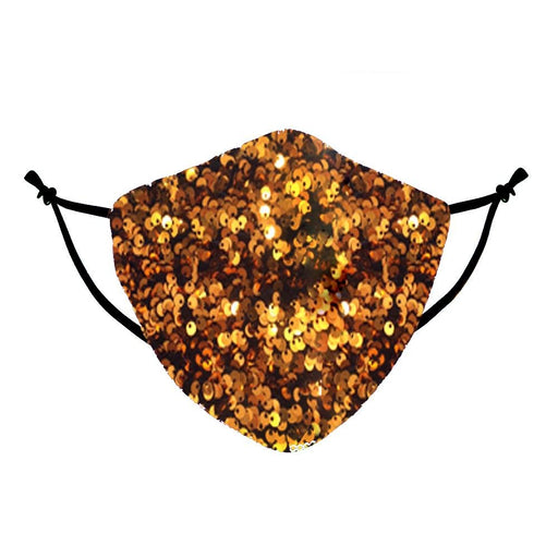 Sparkly Sequin Face Mask - TOUGH COOKIE CLOTHINGproduct_vendor#COTTON