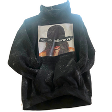 Load image into Gallery viewer, stars sweat shirt/ hoodie