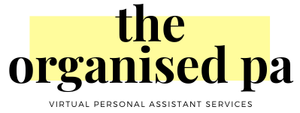 The Organised Personal Assistant