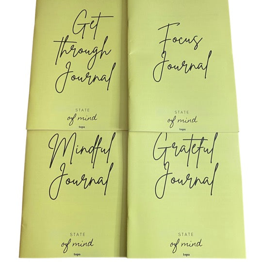 Wellness Journals Bundle