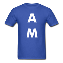 Load image into Gallery viewer, AM - royal blue