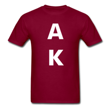 Load image into Gallery viewer, AK - burgundy
