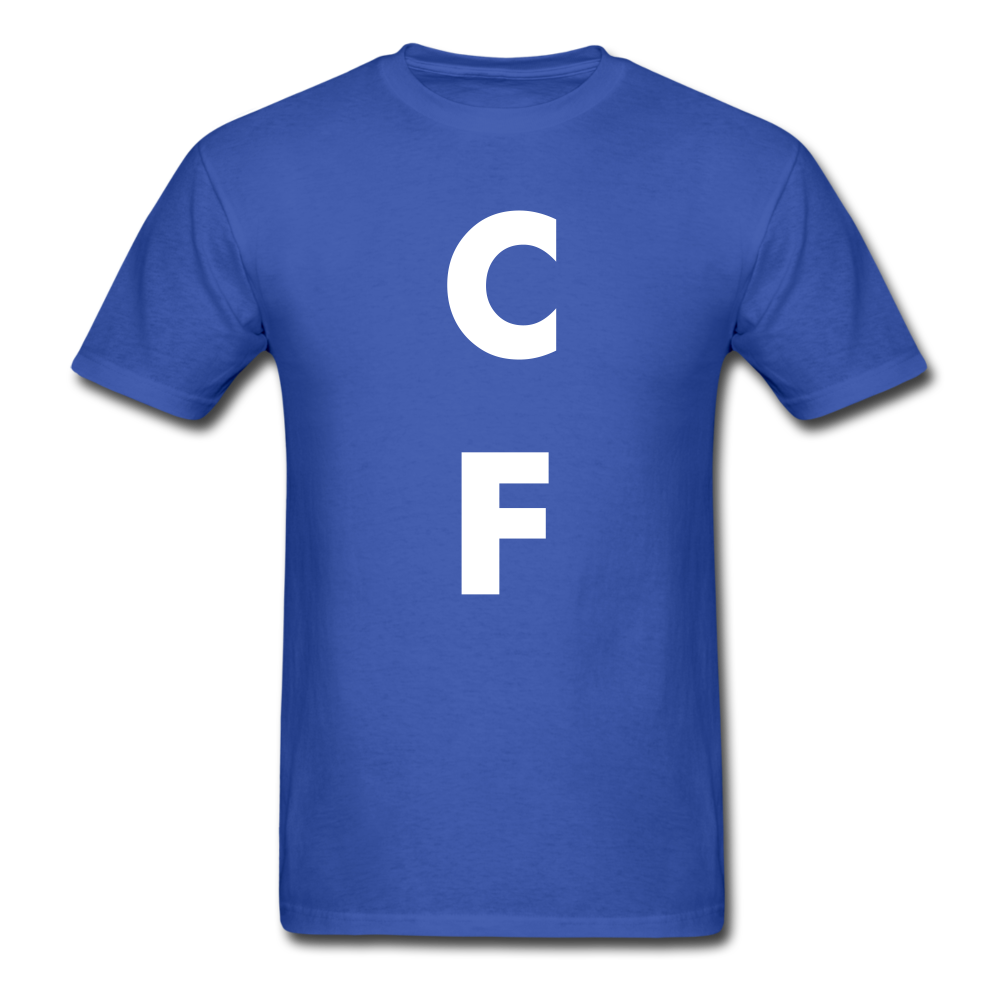 CF - royal blue